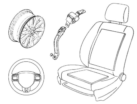 Other (Seats, Wheels etc.)